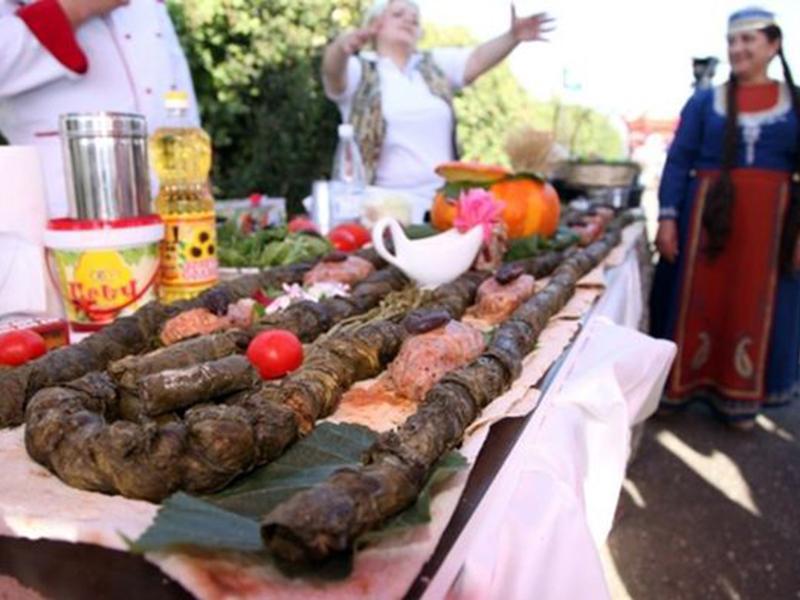 Фестиваль долмы