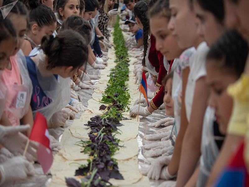 Фестиваль  армянских трав - «Айбуйс»
