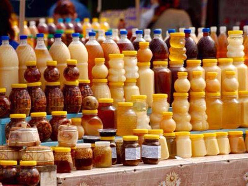 Фестиваль меда и ягод