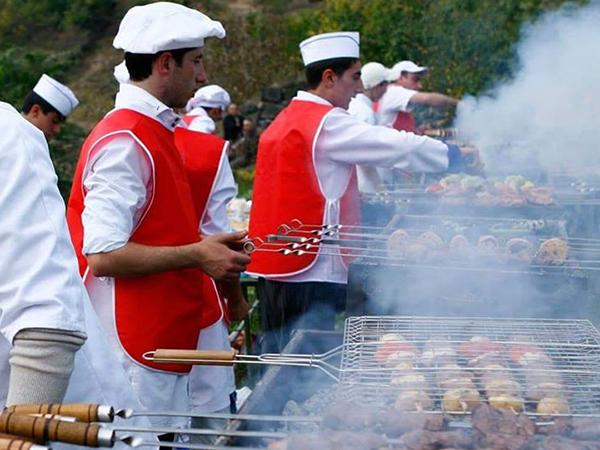 Фестиваль шашлыка