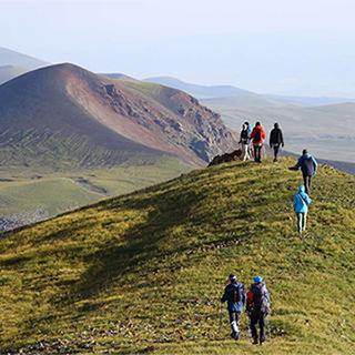 Горный туризм в Армении в 2019 году