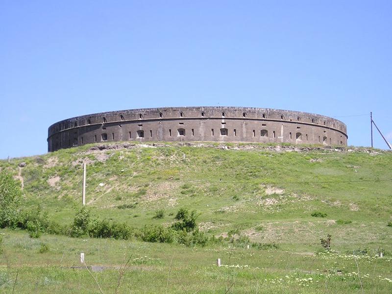 Русская крепость в Гюмри